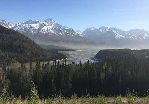 things to do near the matanuska glacier