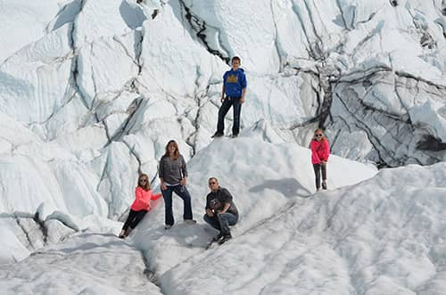 tour matanuska glacier without a guide